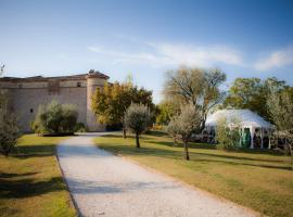 La Fortezza Alta, Avigliano (Sismano yakınında)