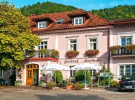 Gasthof Zum Niederhaus - Familie Perthold, Sankt Aegyd am Neuwalde