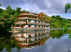Amazon Clipper Premium, Manaus (Colônia Paricatuba yakınında)
