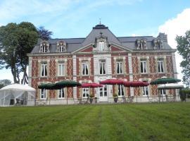 Chateau Des Saveurs, Saint-Sauveur-d'Émalleville (рядом с городом Saint-Martin-du-Bec)