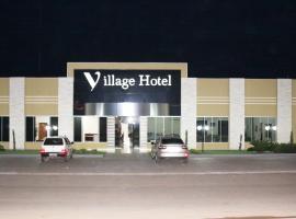Village Hotel, Cáceres (Mirassol D´Oeste yakınında)