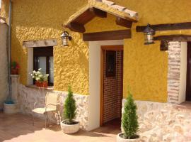 Casa Rural Real Posito II, Aguilafuente (Aldea Real yakınında)
