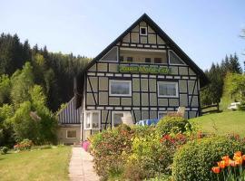 Haus Wald-Eck, Schmallenberg (Rehsiepen yakınında)