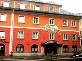 Gasthof zur Post, Strasswalchen (Innerroid yakınında)