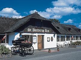 St. Binderup Kro, Store Binderup (Ålestrup yakınında)