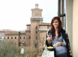 Hotel Touring, Ferrara