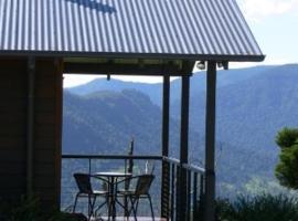 Spring Creek Mountain Cafe & Cottages, Killarney
