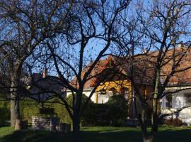Dévényi Vendégház, Csesznek (рядом с городом Bakonyszentlászló)