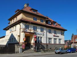 Hotel Chata, Volary