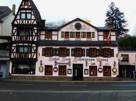 Hotel Zum Schwarzen Kreuz, Altenahr (Berg in Ahrweiler yakınında)