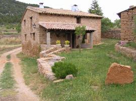 Mas de Nofre, Peñarroya de Tastavins (Fuentespalda yakınında)