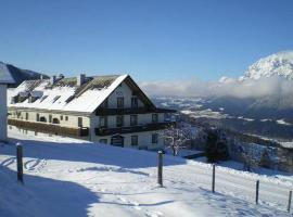 Berggasthof Schwaigerhof, Haus im Ennstal