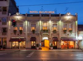 Hotel Waldinger, Osijek