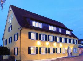 Klozbücher - Das Landhotel, Ellwangen (Bühlerzell yakınında)