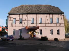 Landgasthof zum Ring, Artern
