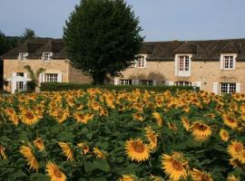 Domaine des Hirondelles, Сен-Венсан-де-Коссе (рядом с городом Bézenac)