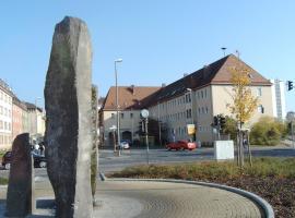 Boardinghouse - Stadtvilla Budget, Schweinfurt (Bergrheinfeld yakınında)