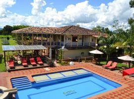 Ecohotel Spa Paraíso Verde, Quimbaya