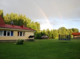 Järvesilma Tourism Farm, Jeti (Kirikuküla yakınında)