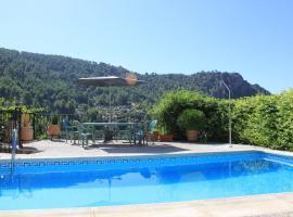 Casa Tiscar Molino de Tiscar, Tiscar (Los Rosales yakınında)