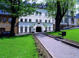 Hotel Sächsischer Hof, Scheibenberg