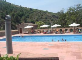 Camping Poboleda, Poboleda (рядом с городом Torroja)