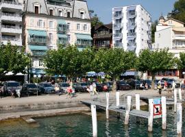 Hotel Schmid + Alfa, Brunnen (Morschach yakınında)