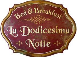 Bed & Breakfast La dodicesima Notte, Viggiano (Grumento Nova yakınında)
