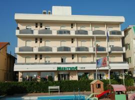 Hotel Meritime, Bellaria-Igea Marina (Igea Marina yakınında)