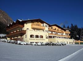 Hotel Kirchdach, Gschnitz (Obernberg am Brenner yakınında)