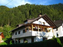 Ferienhaus Maier, Lind (Obergottesfeld yakınında)