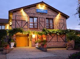 Hotel De Stokerij, Oudenburg