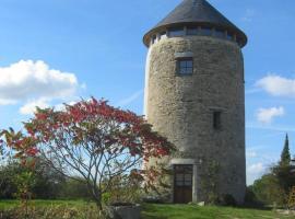 La Tour du Moulin Géant, Rochefort-sur-Loire (рядом с городом Saint-Lambert-du-Lattay)