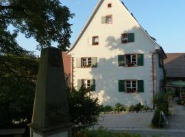 Hotel Restaurant Pfaffenkeller, Kandern (Rümmingen yakınında)