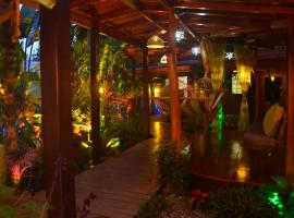 Physis Caribbean Bed & Breakfast, Puerto Viejo