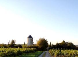 Moulin Géant, Rochefort-sur-Loire (рядом с городом Saint-Aubin-de-Luigné)
