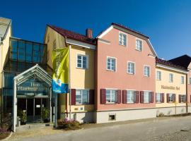 Hotel Haidmühler Hof, Haidmühle (Bischofsreut yakınında)