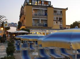 Hotel Estate, Rimini (Torre Pedrera yakınında)