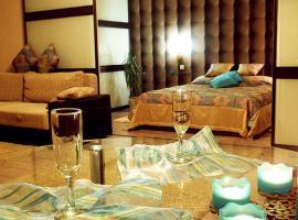 VIP House Apartments 1 on Prospect Nezavisimosti, Minsk (Malyavshchina yakınında)