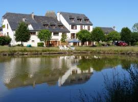 Chambres d'hôtes - Domaine de la Grangeotte, Labesserette (рядом с городом Lapeyrugue)