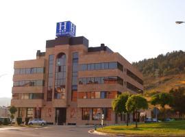 Hotel Pamplona Villava, Villava (Oricáin yakınında)