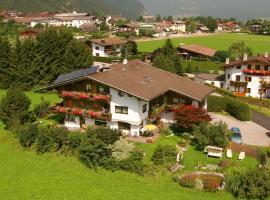 Gästehaus Wildauer, Schlitters