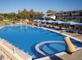 Lintzi Hotel, Аркуди (рядом с городом Лутра-Киллинис)
