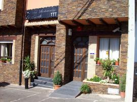 Hotel El Puente, Pinofranqueado (Azabal yakınında)