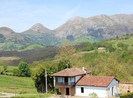 Casa Rural La Tejera, Sorribas (Llames de Parres yakınında)