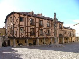La Posada Ducal, Peñaranda de Duero (Alcubilla de Avellaneda yakınında)