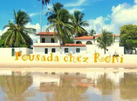 Pousada Chez Roni, Baía da Traição (São Francisco yakınında)