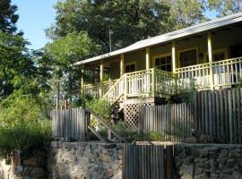 Fivespot Cabin, Pinehurst
