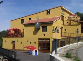 Hotel Rural Casa Migio, Урбьес (рядом с городом Ла-Канга)