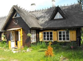 Rukkilille Holiday Home, Pärsama (Pamma yakınında)